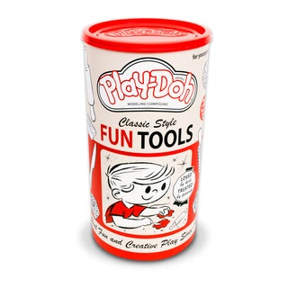 Play-Doh Plastic Classic Style Fun Tools
