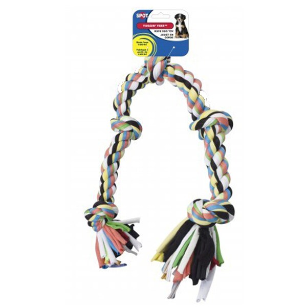 Ethical Pet Tuggin Tee Knot Rope Toy