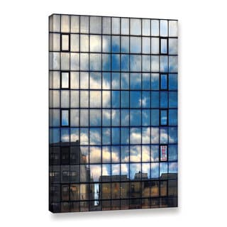 Vlad Bubnov's 'Urban Plein Air' Gallery Wrapped Canvas
