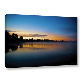 Mark Goodhew's 'July Sunrise' Gallery Wrapped Canvas