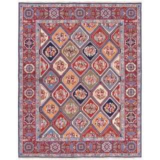 Nourison Nourmak Multicolor Rug (7'10 x 9'10)