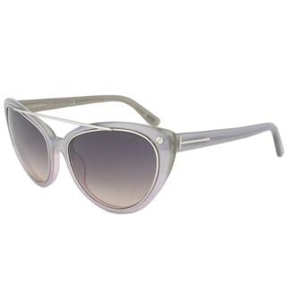 Tom Ford Edita Sunglasses FT0384 80B