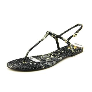 J Shoes Women's 'King Cobra' Leather Sandals