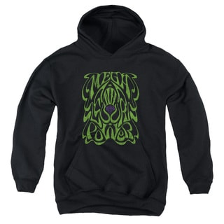Warheads/Sour Power Youth Pull-Over Hoodie in Black
