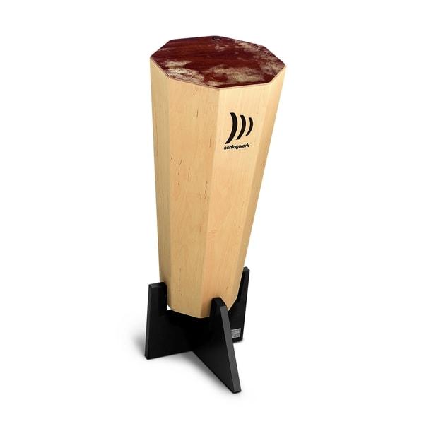 Schlagwerk YD445 Travel Solo II Red Skinwood Yambu Drum