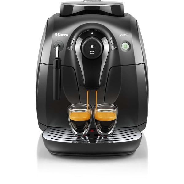 Philips Saeco HD8645/47 Xsmall Vapore Black Espresso Machine