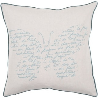 Decorative Paulina 18-inch Poly or Down Filled Throw Pillow