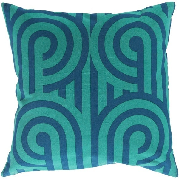 Florence Broadhurst: Decorative Massi 20-inch. Poly or Down Filled Throw Pillow