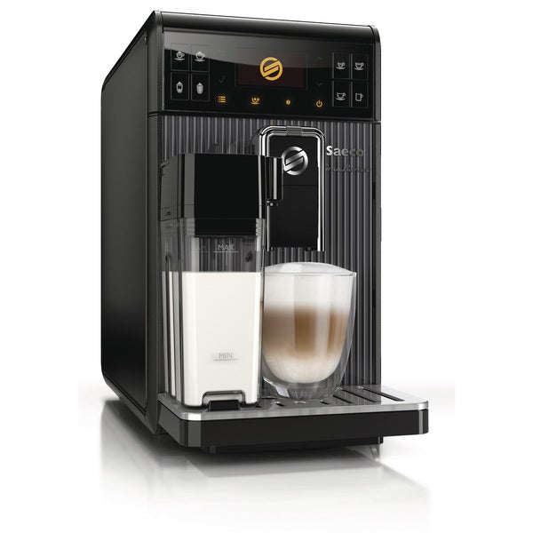 Philips Saeco HD8964/47 GranBaristo Black Super-Automatic Espresso Machine