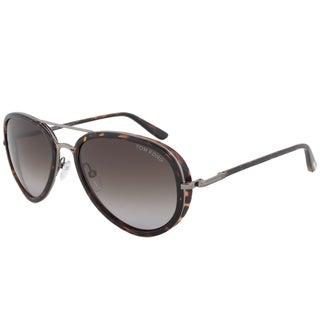 Tom Ford Miles Sunglasses FT0341 09P