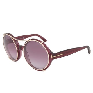 Tom Ford Juliet Sunglasses FT0369 69A