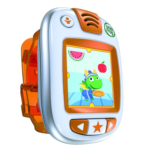 LeapFrog LeapBand Activity Tracker (Orange)