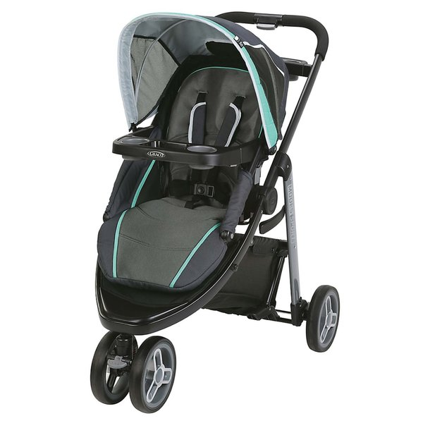 Graco Modes Sport Click Connect Stroller in Basin