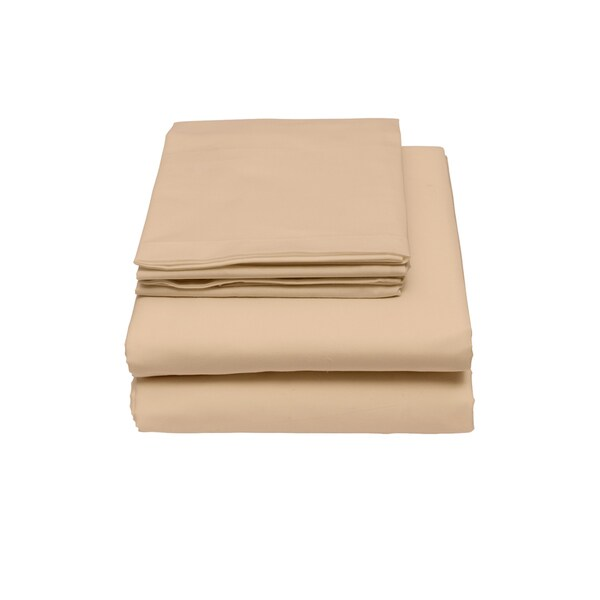 Bamboo Origins 4-piece Rayon From Bamboo Full-size Deep Pocket Sheet Set