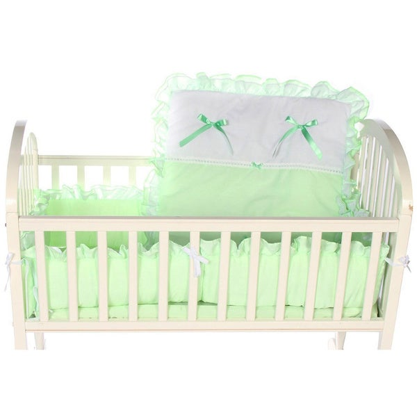 Baby Doll So Regal Cradle Bedding