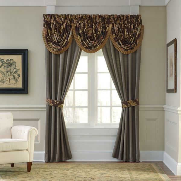 Croscill Savannah Pole Top Drapery
