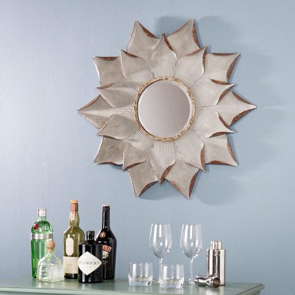 Harper Blvd Croft Decorative Wall Mirror