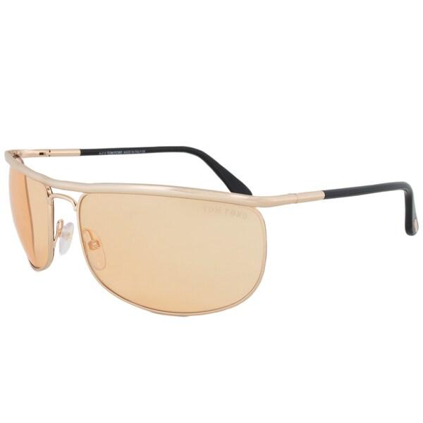 Tom Ford Ryder Sunglasses FT0418 28E