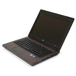 HP ProBook 6460b 14-inch Gunmetal Grey Refurbished Laptop with Intel Core i5 Processor and Windows 7