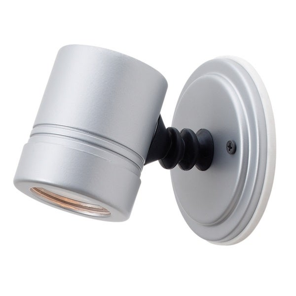 Access Lighting Myra Silver LED Outdoor Spotlight