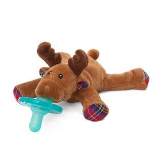 WubbaNub Reindeer Limited Edition Infant Pacifier Reindeer
