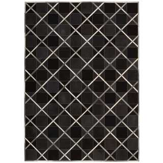 Barclay Butera Cooper Coal Area Rug by Nourison (8' x 11')