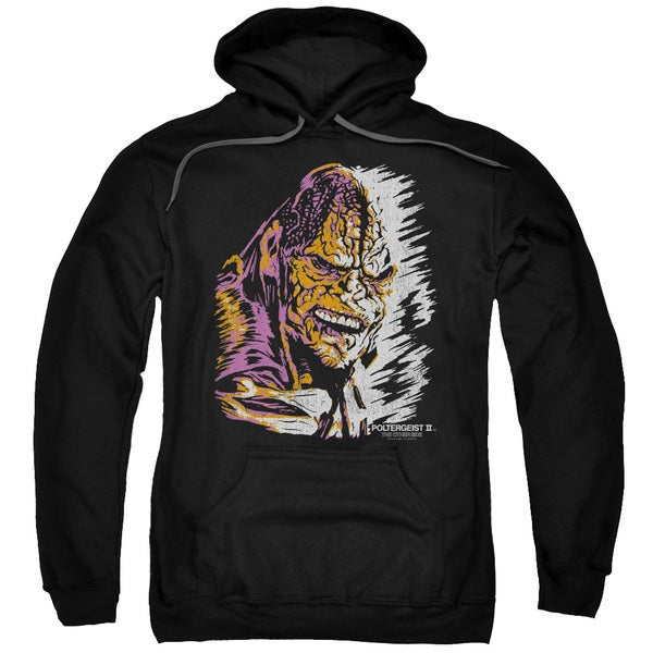 Poltergeist Ii/Kane Worm Adult Pull-Over Hoodie in Black