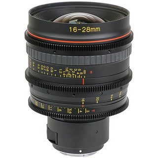 Tokina Cinema 16-28mm T3.0 with Sony-E Mount