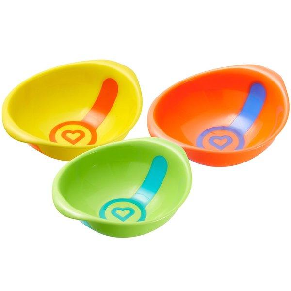 Munchkin White Hot Bowls (Pack of 3)