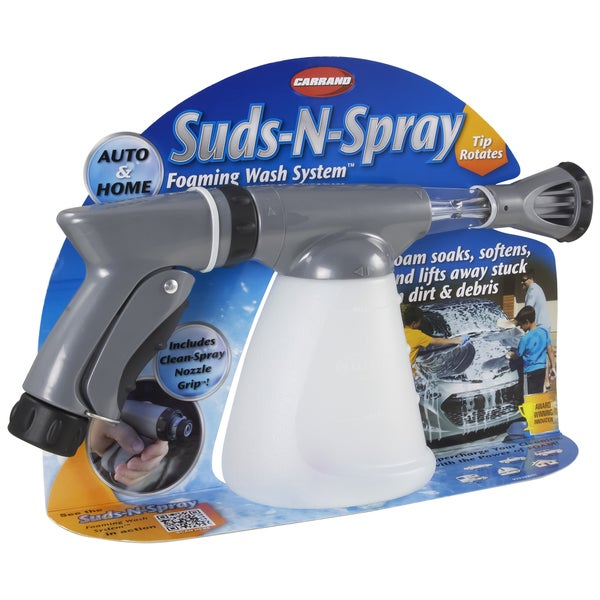 Suds-N-Spray Foaming Wash System