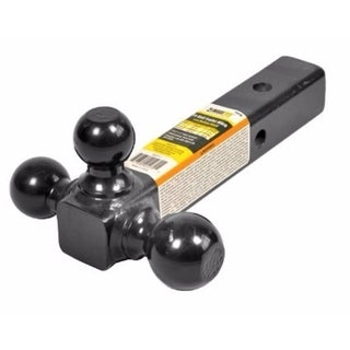 MaxxHaul Black Triple Ball Mount