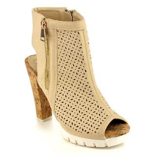 Beston Women's Cut-out Boots