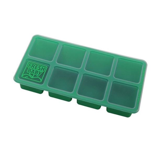 Fresh Baby So Easy Silicone Baby Food Tray With Lid 18703965
