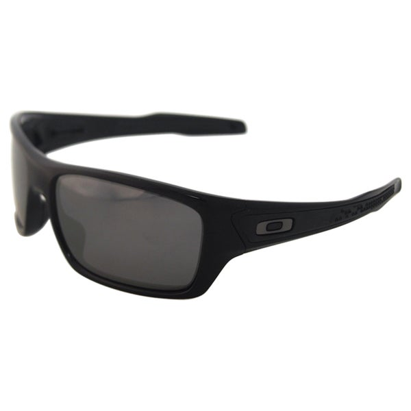 Oakley Turbine OO9263-03 - Polished Black/Black Iridium