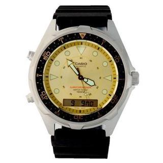 Men's Casio Marine Gear Analog Dive Watch
