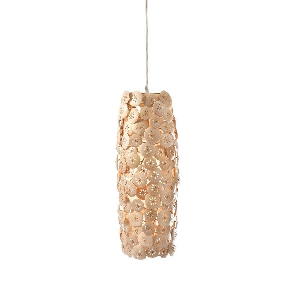 Patricio Coco Flower Pendant Light