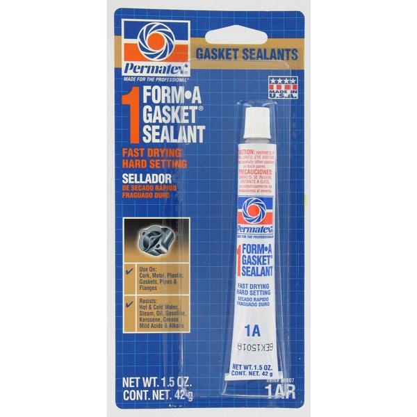 Permatex 80007 1.5 Oz Hardening Form-A-Gasket #1 Sealant