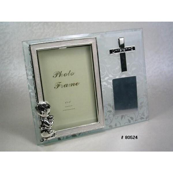 Elegance Christening Frame