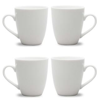 TAG Whiteware Coffee Mug (Set of 4)