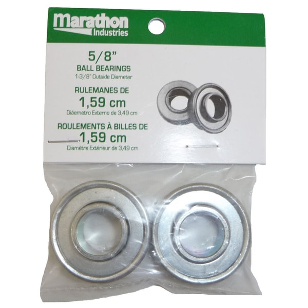 Marathon Industries 60001 5/8-inch Ball Bearings 2-count
