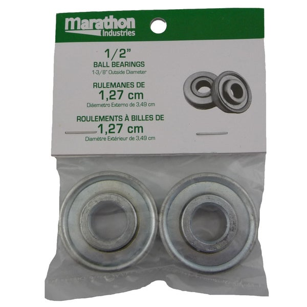 Marathon Industries 60020 1/2-inch Ball Bearings 2-count
