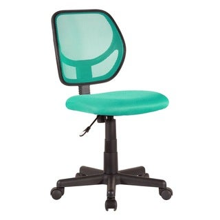 Milley Teal Office Task Chair