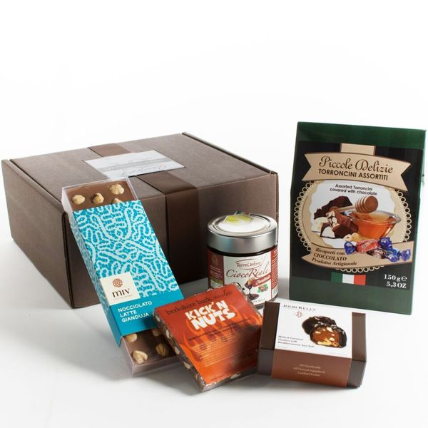igourmet The Nutty Chocolate Gift Box