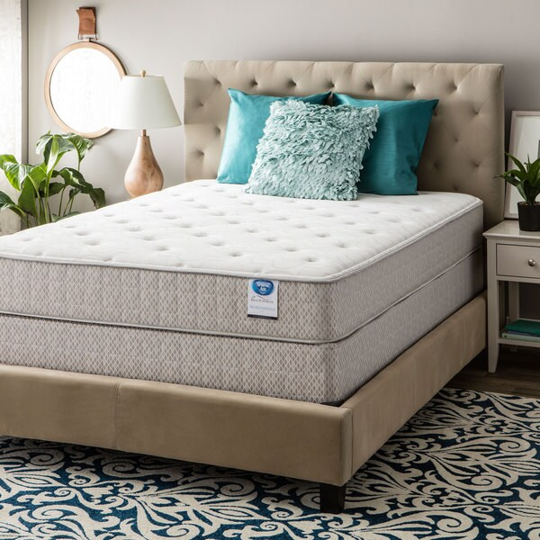 Spring Air Value Collection Northridge Queen-size Plush Mattress Set