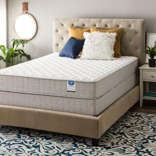 Spring Air Value Collection Northridge Queen-size Firm Mattress Set