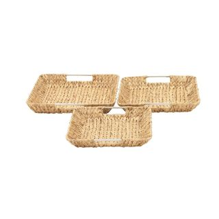 Astonishing Sea Grass Basket (Set of 3)