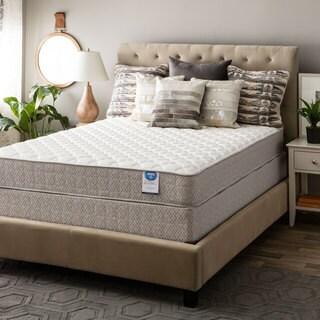 Spring Air Value Collection Lakota Queen-size Firm Mattress Set
