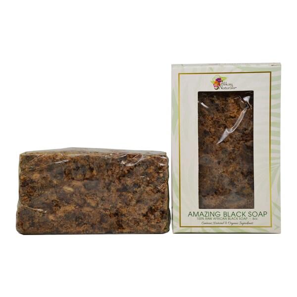 Alikay Naturals 6-ounce Amazing Black Soap 18711647