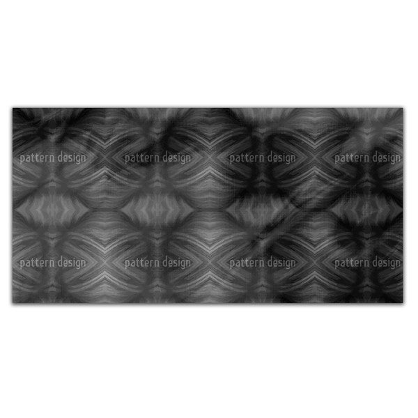 Voodoo Grey Rectangle Tablecloth