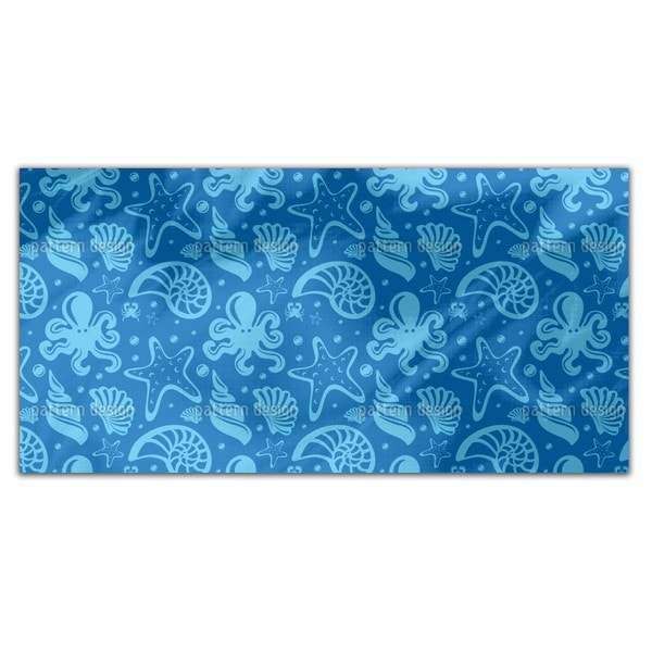 Under The Sea Rectangle Tablecloth